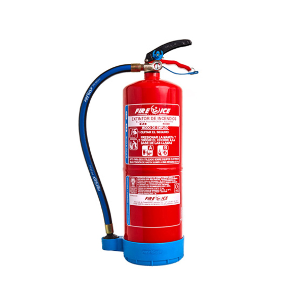 Extintor Água Aditivada ABF 6 Litros FIRE ICE