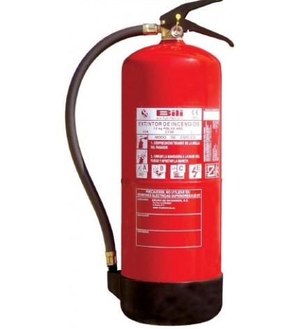 Extintor Pó Químico ABC 12 Kg BILI
