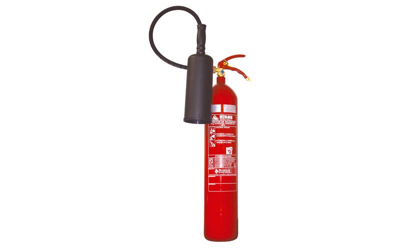 Extintor Co2 5Kg BILI
