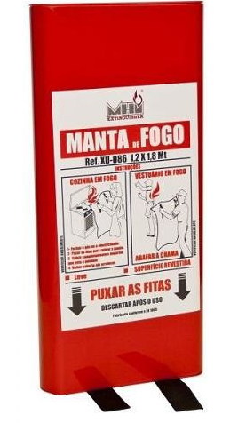 Manta Ignífuga 120x180m