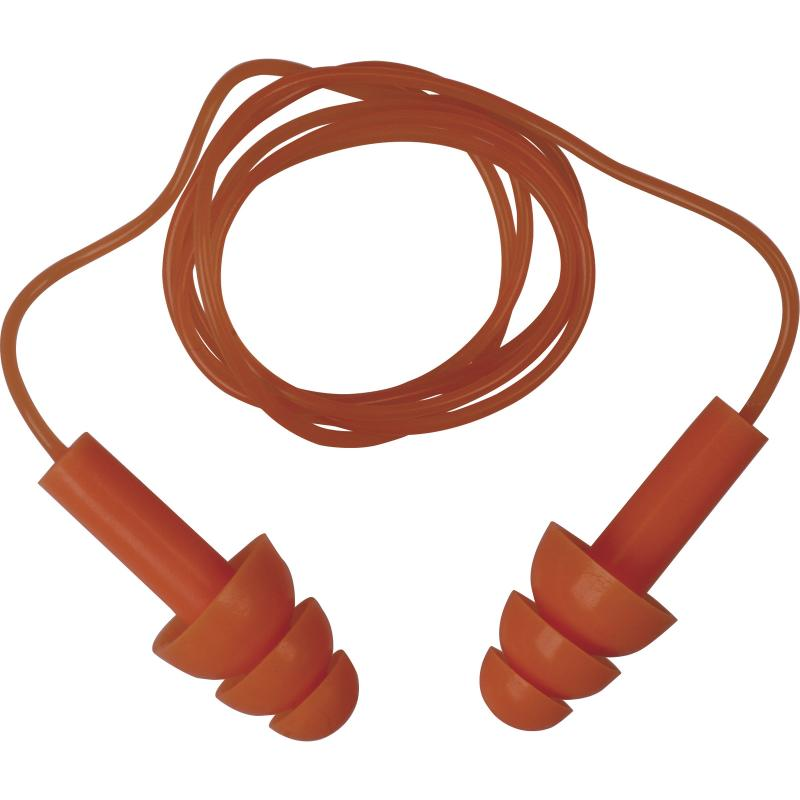 Tampões de ouvido de silicone CONIC