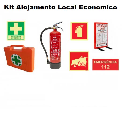 Kit Alojamento Local Económico